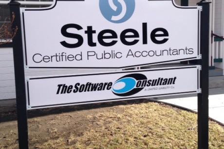 steele sign