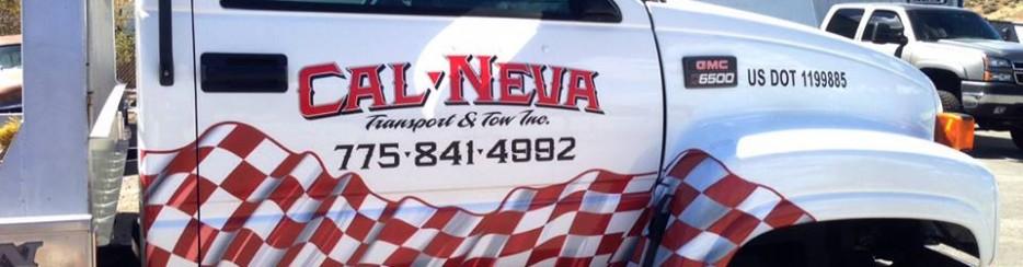 CAL-NEVA PARTIAL WRAP