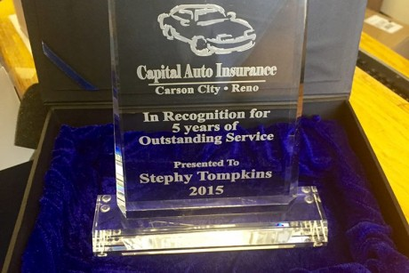 CAPITAL AUTO INSURANCE - PROMOTIONAL