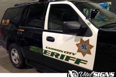 CCSO - VEHICLE GRAPHICS