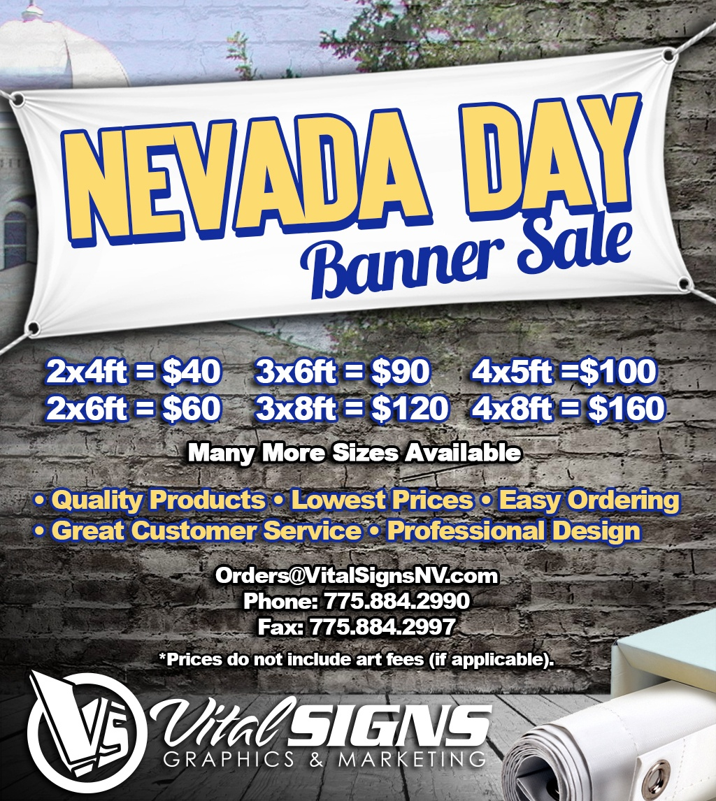 Banner Printing Carson City